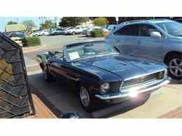 Picture of Classic 1968 Mustang located in Wichita Kansas Offered by a Private Seller - LVXI