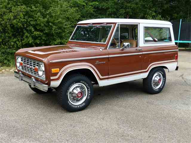 1977 Ford Bronco | 1021159
