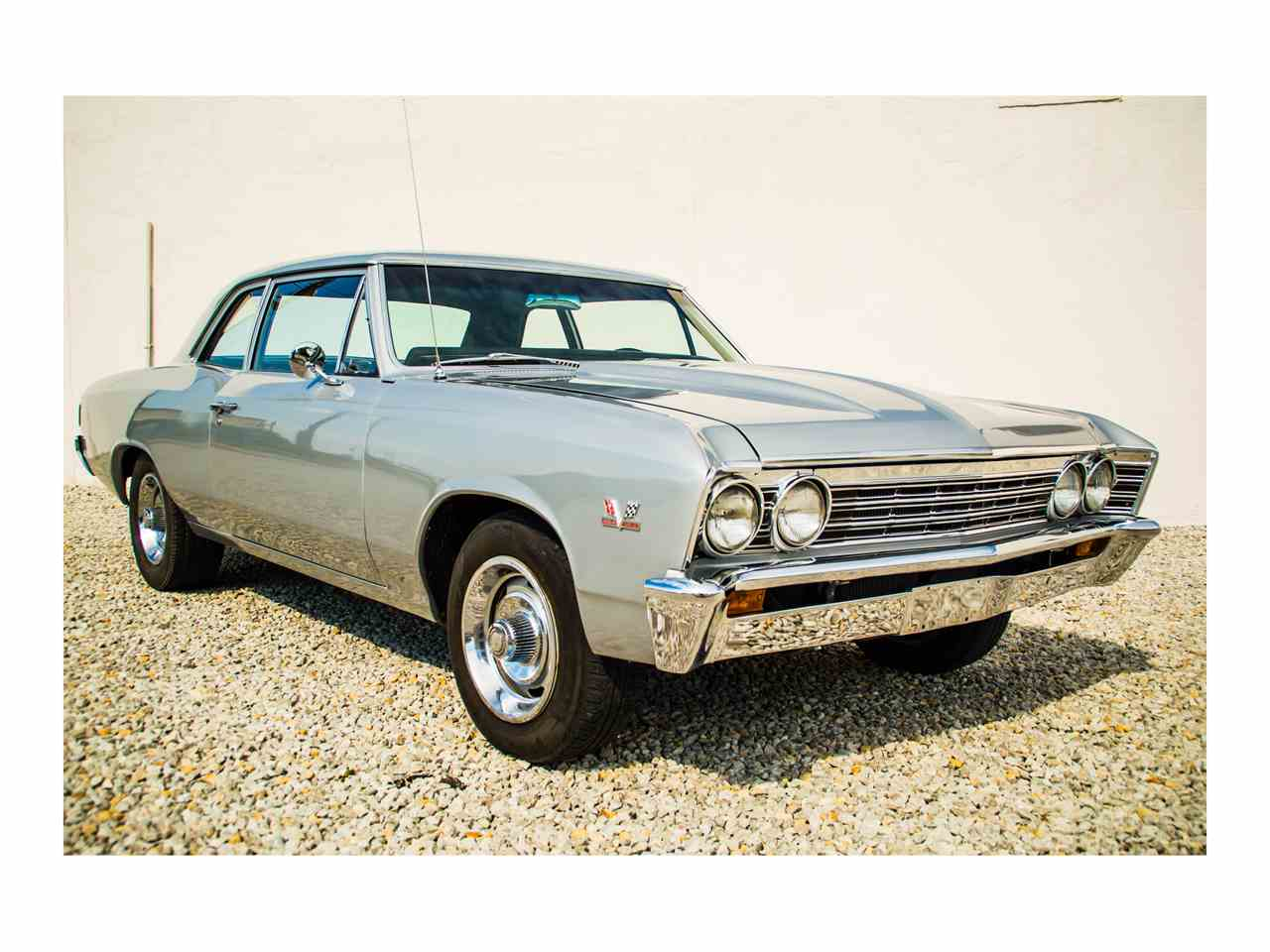 Large Picture of 1967 Chevelle located in Kansas City  Missouri - $37,500.00 Offered by a Private Seller - LVXK