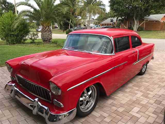 1955 Chevrolet Bel Air | 1021162