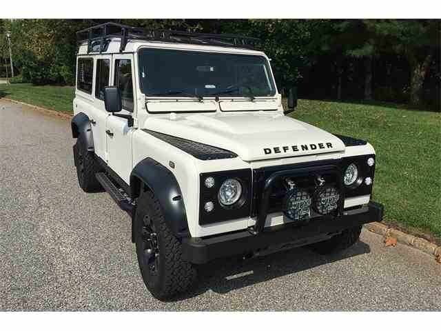 1991 Land Rover Defender | 1021163