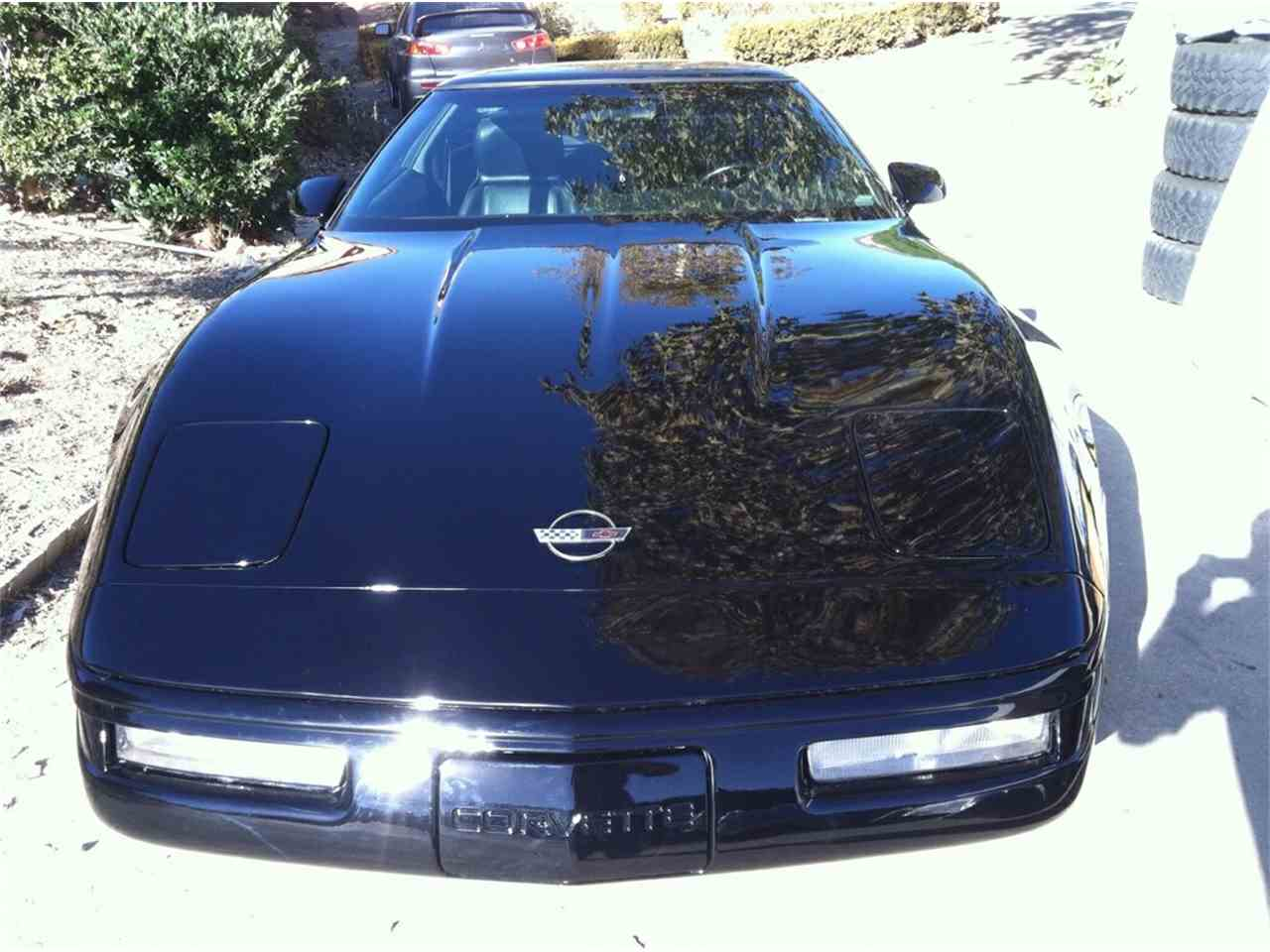 Large Picture of '91 Corvette - LVXO