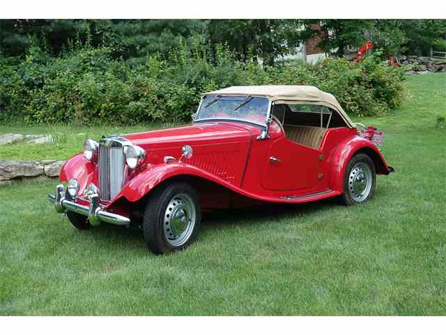 1953 MG TD | 1021166