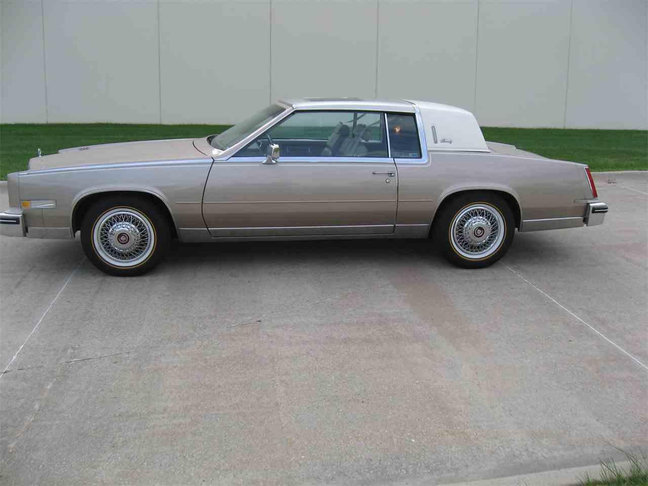 1985 Cadillac Eldorado Biarritz for Sale - CC-1021167