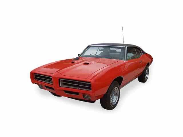 1969 Pontiac GTO | 1021176