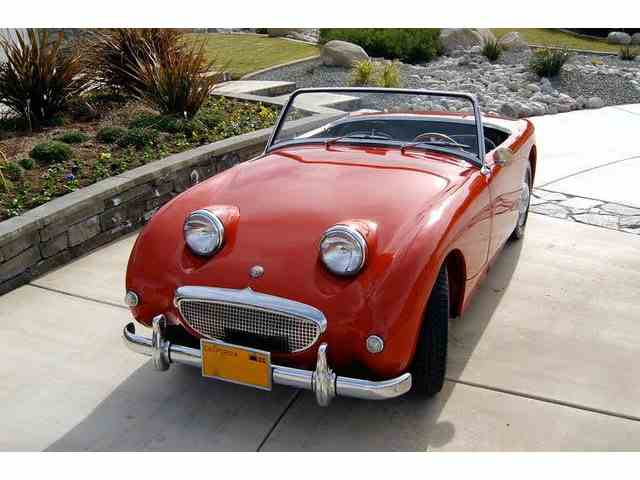 Classic Austin Healey Bugeye Sprite For Sale On