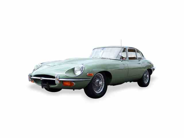 1969 Jaguar E-Type | 1021179