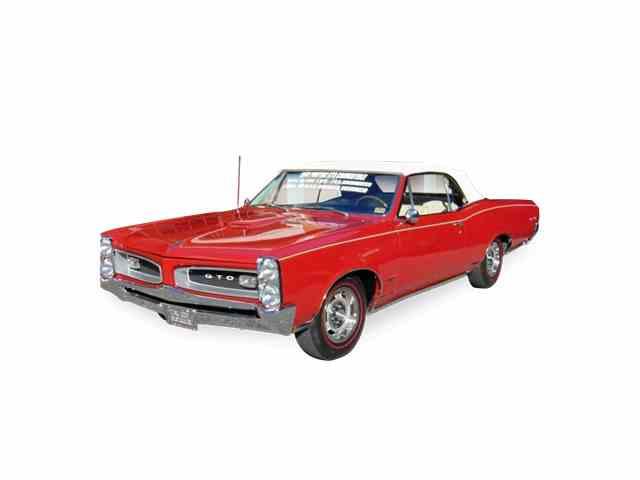 1966 Pontiac GTO | 1021184