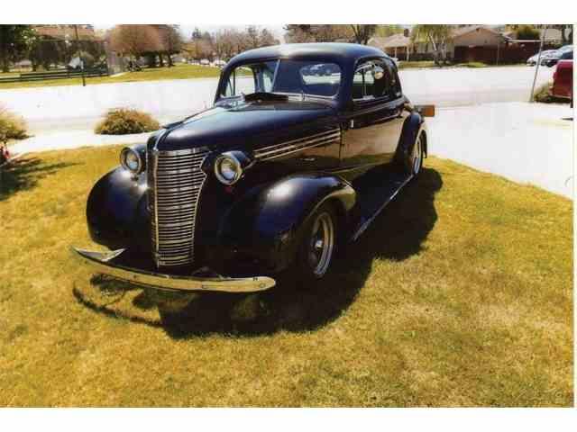 1938 Chevrolet Deluxe | 1021189