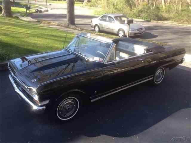 1963 Chevrolet Nova 400 | 1021200