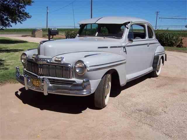1948 Mercury Coupe | 1021210