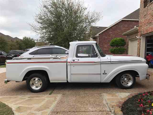 1963 Ford F100 | 1021218