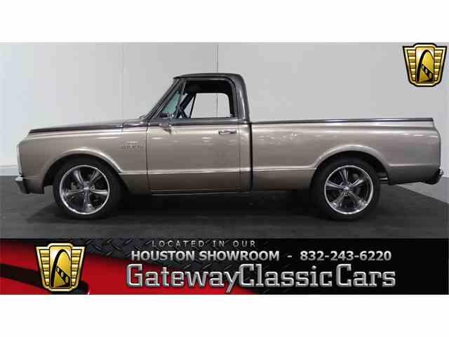 1969 Chevrolet C10 | 1020122