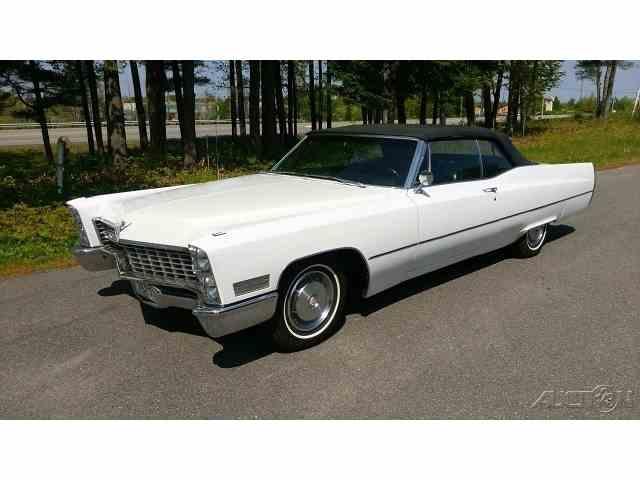 1967 Cadillac DeVille   1021222