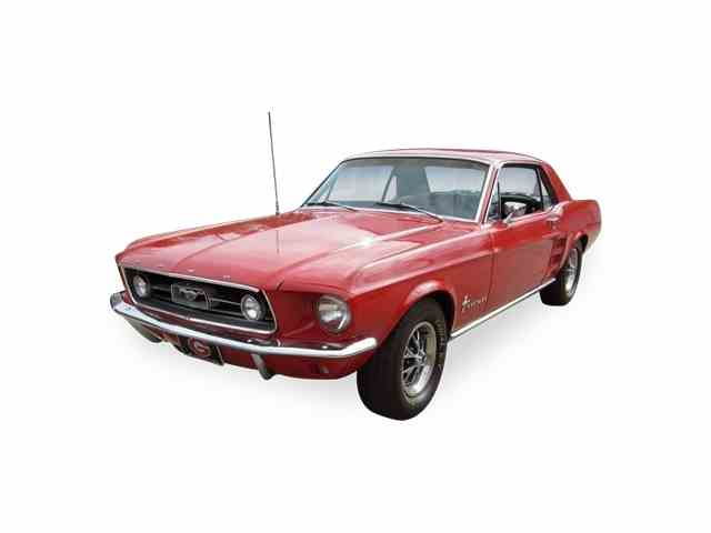 1967 Ford Mustang | 1021223