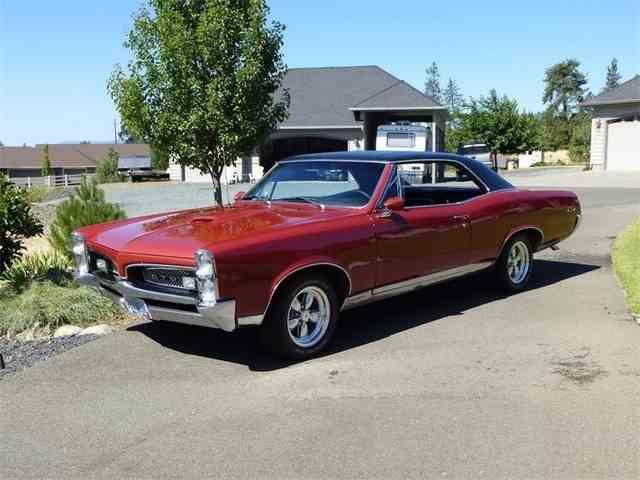 1967 Pontiac GTO | 1021225