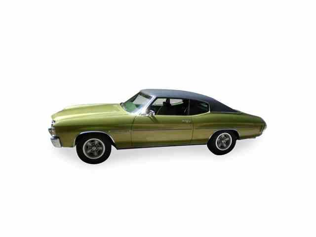 1971 Chevrolet Chevelle | 1021234