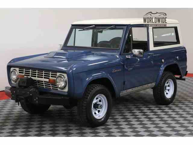 1968 ford bronco for sale on 5 available. Black Bedroom Furniture Sets. Home Design Ideas