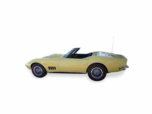1968 Chevrolet Corvette | 1021240