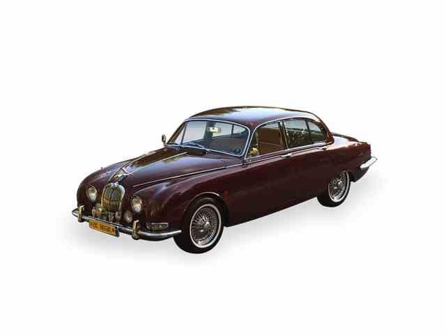 1967 Jaguar S-Type | 1021241
