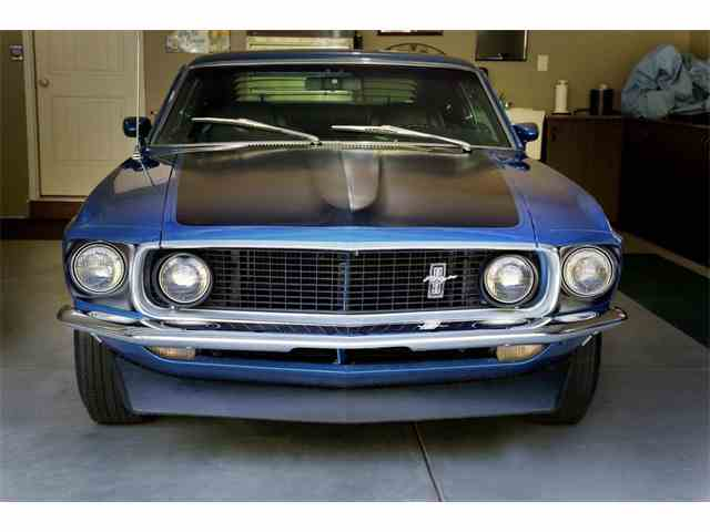 1969 Ford Mustang | 1021242