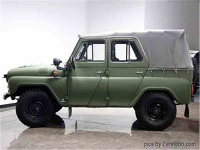 1987 Unspecified UAZ 315136 | 1021244