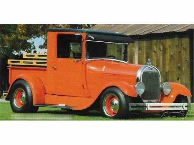 1928 Ford Model A   1021247