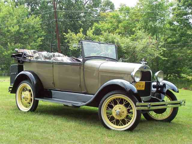 1928 Ford Model A   1021248