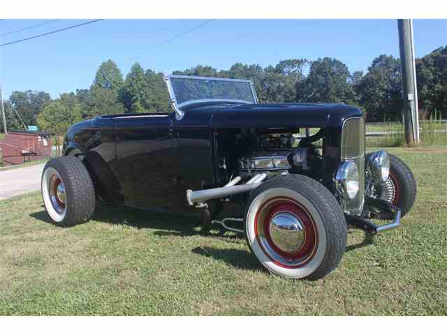 1932 Ford Brookville Roadster | 1021258