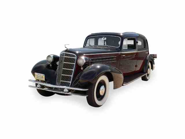 1934 Cadillac 370D Fleetwood   1021260