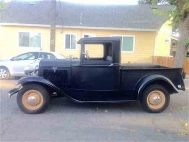 1934 Ford Pickup | 1021261