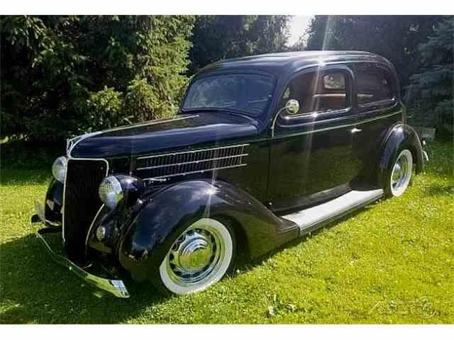 1936 Ford Humpback | 1021263