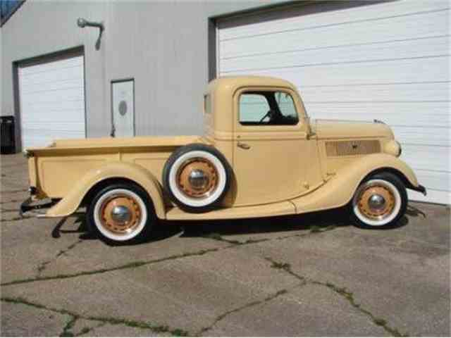 1937 Ford Pickup | 1021265