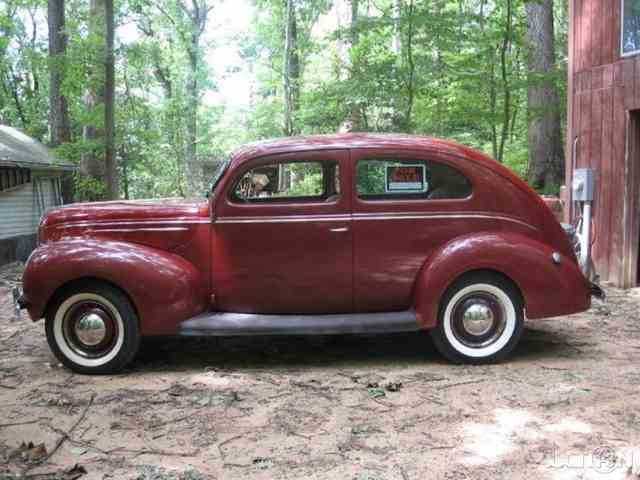 1939 Ford De Luxe | 1021268