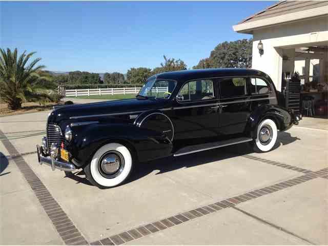 1940 Buick Model 91   1021271
