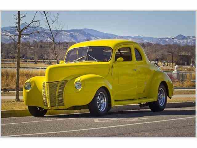 1940 Ford Coupe | 1021272