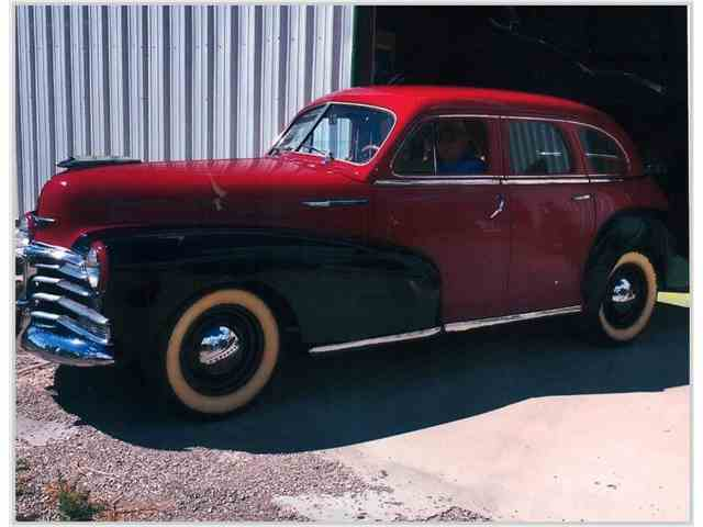 1948 Chevrolet Fleetmaster | 1021282