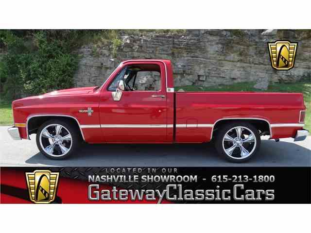 1983 Chevrolet C10 | 1020013