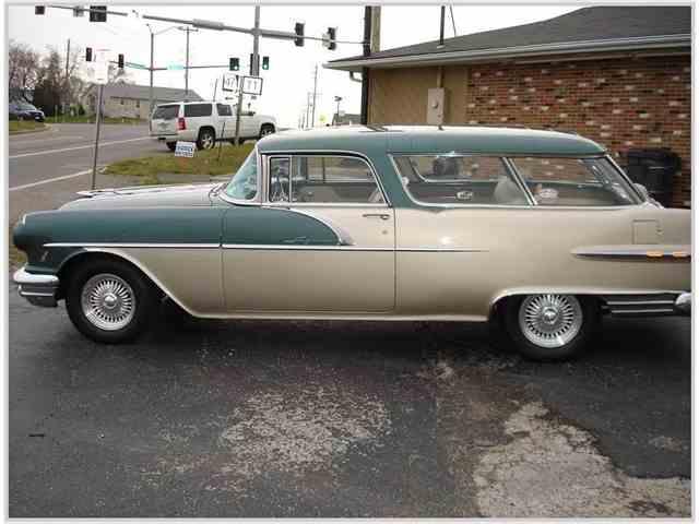 1956 Pontiac Safari | 1021315