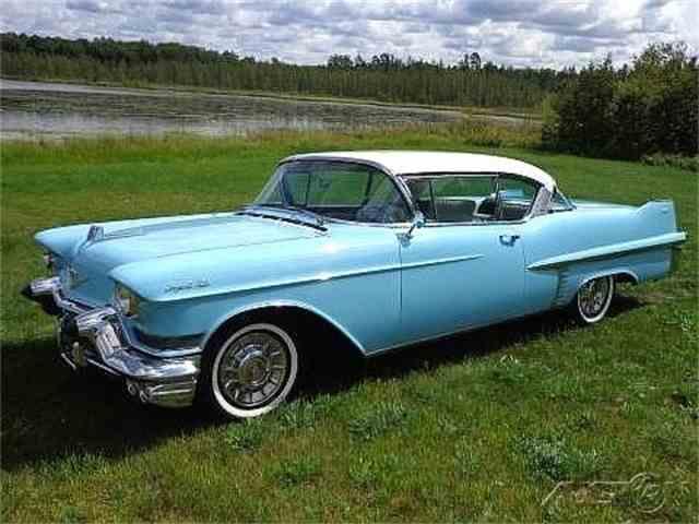 1957 Cadillac Series 62 | 1021317