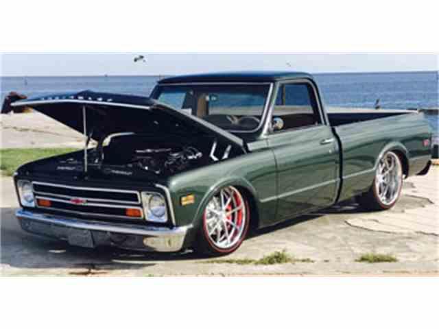 1968 Chevrolet C10 | 1020132