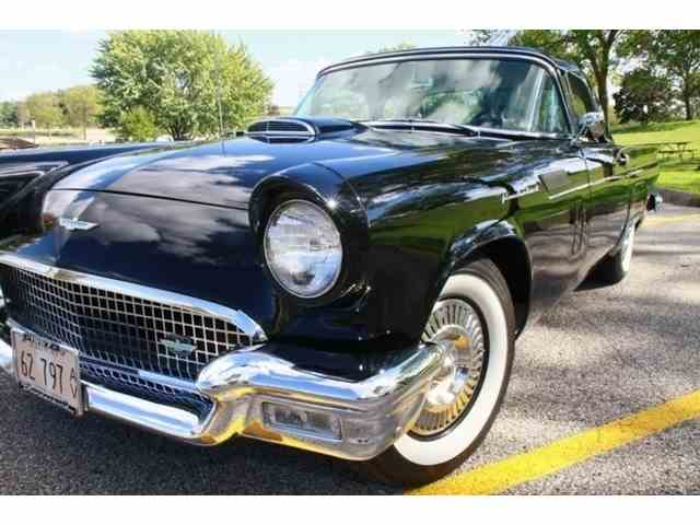 1957 Ford Thunderbird | 1021323