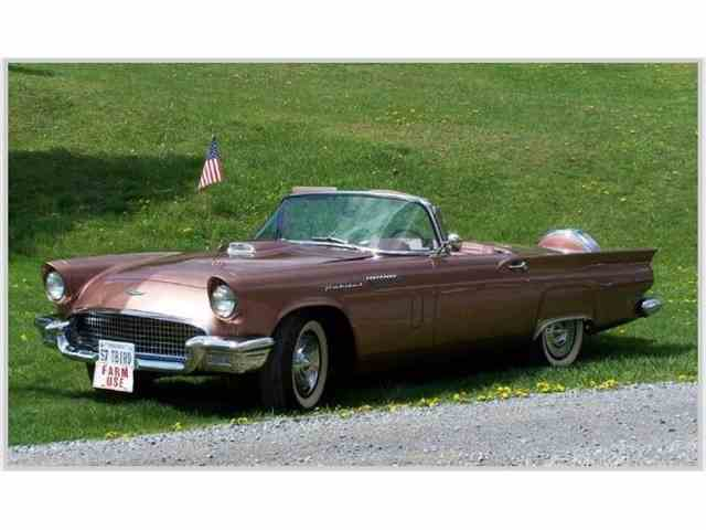 1957 Ford Thunderbird | 1021325