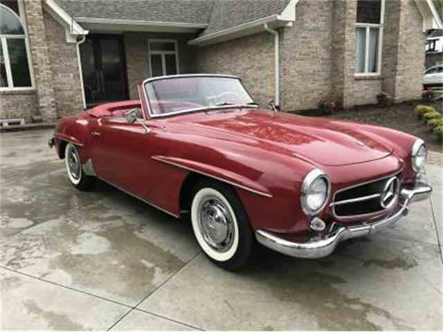 1957 Mercedes-Benz 190SL | 1021328