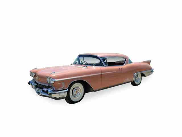 1958 Cadillac Eldorado | 1021329