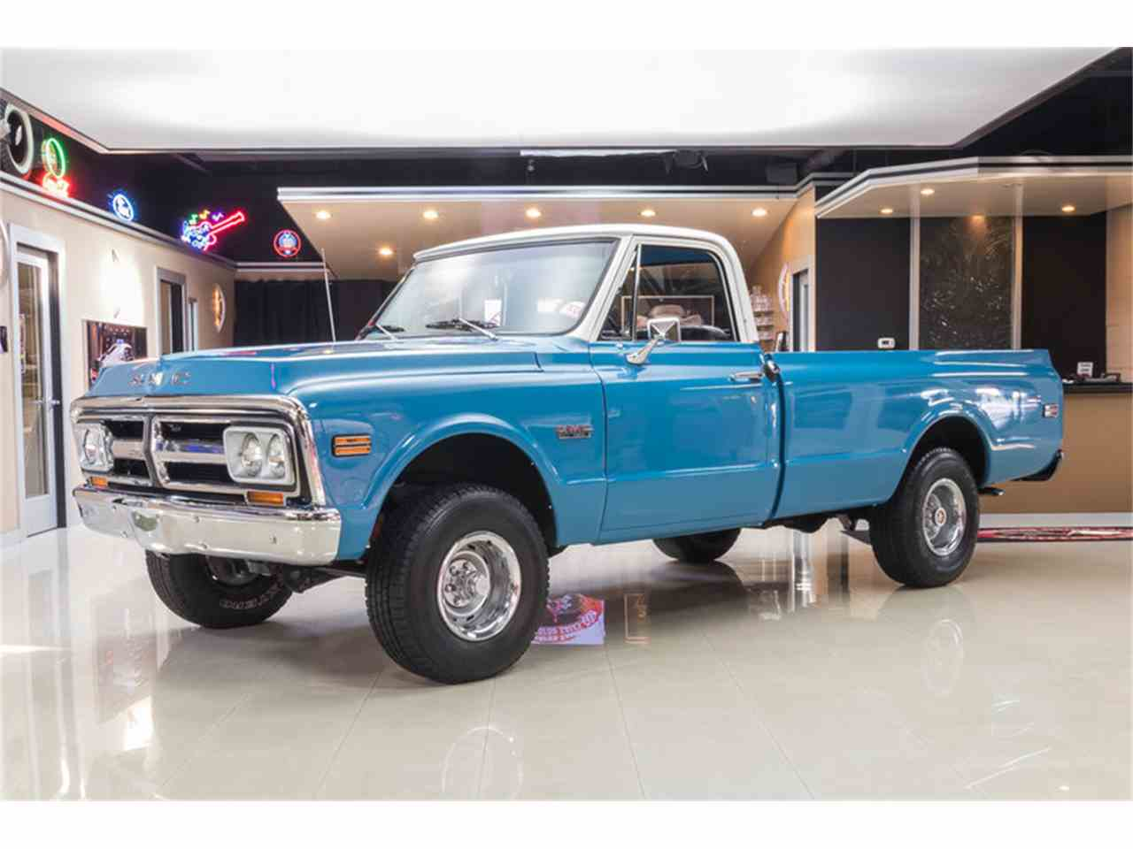 1970 to 1972 GMC Pickup for Sale on ClassicCars.com