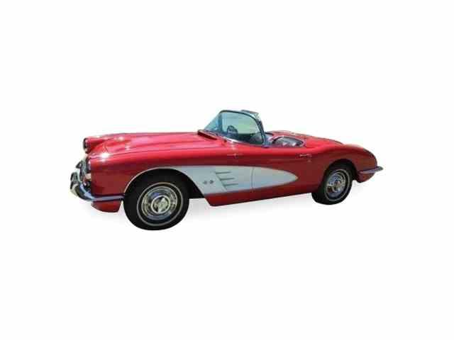 1958 Chevrolet Corvette | 1021330