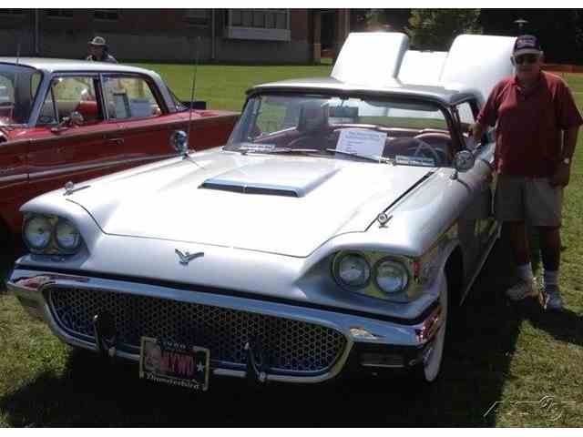 1958 Ford Thunderbird | 1021333