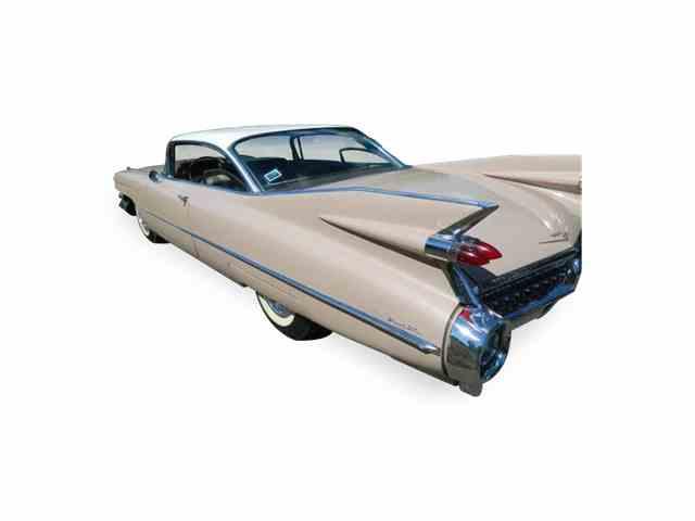 1959 Cadillac DeVille | 1021335