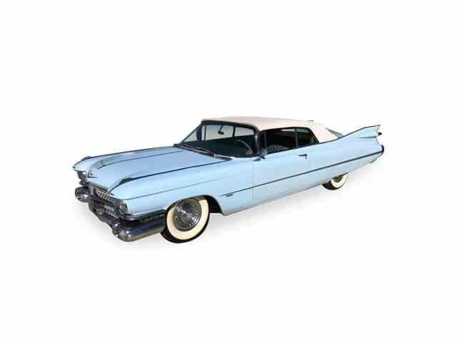 1959 Cadillac Series 62 | 1021336
